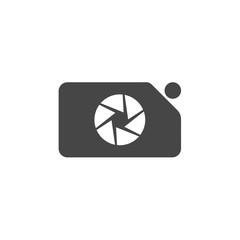 Camera icon, Photo camera - Illustration
