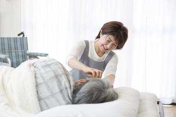 家族の在宅介護