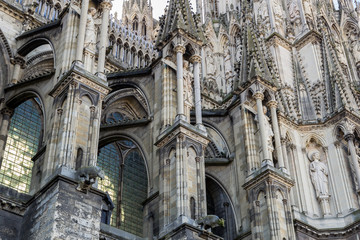 Cathedral Notre Dame Reims France