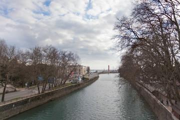 Река Сочи, улица Егорова, Сочи, Россия