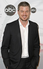 """Star of the ABC show """"Grey's Anatomy"""" Dane arrives to attend the ABC Network upfronts in New York"""