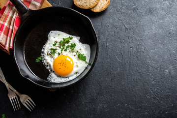 Papiers peints Ouf Fried egg