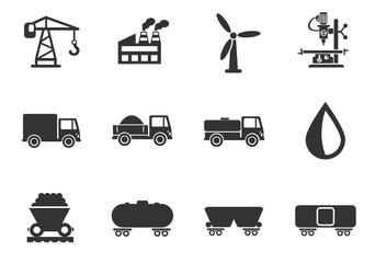 industry icon set