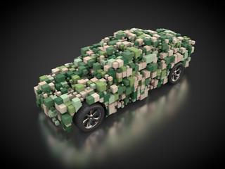 grüne Automobilität