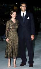 AMERICAN ACTRESS CHRISTINA RICCI AND ACTOR JOHN TURTURRO ATTEND THE VENICE FILM FESTIVAL.