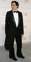 Fashion designer Zac Posen arrives at the 2007 Elton John AIDS Foundation Oscar Party in West Hollywood