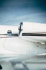 Small Jet Plane Exterior