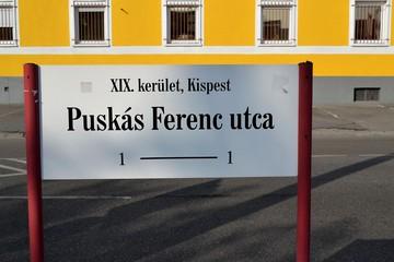 Ferenc Puskas utca