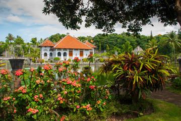 Water Palace Udjung. Bali, Indonesia