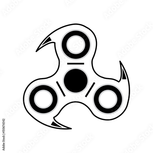 fidget spinner coloring pages printable | Fidget Spinner Coloring Pages Coloring Pages