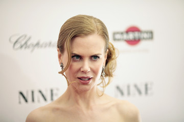 """Cast member Nicole Kidman arrives at the premiere of the film """"Nine"""" in New York"""