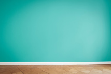 wall background, empty apartment room