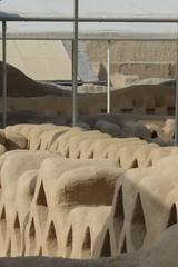 Chan Chan archaeological complex, near Trujillo, La Libertad province, Peru