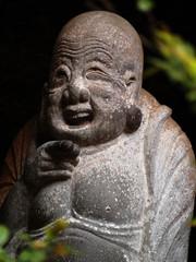 鎌倉景観 浄明寺の布袋様