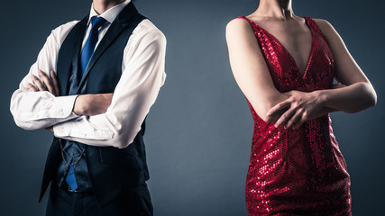 男女関係,対立する男女