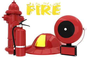 The concept of fire safety