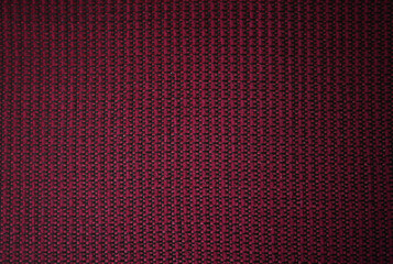 Claret background texture of cloth fabric.