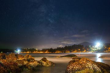 Kata and Phatong Beach in Phuket island
