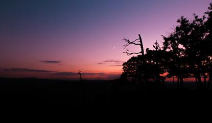 Sunset Gempen