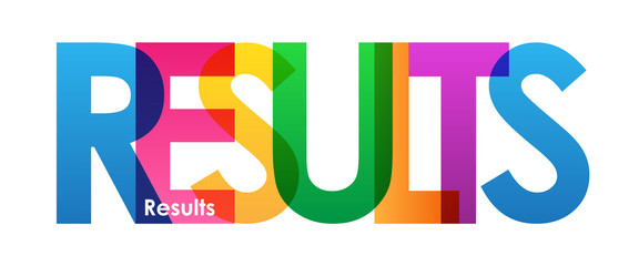 RESULTS Vector Icon