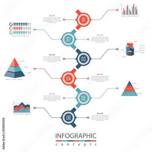 Infographic illustrator files