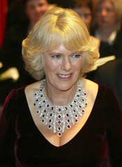 Camilla, Duchess of Cornwall, attends concert celebrating 150th anniversary of Academy of Music in Philadelphia