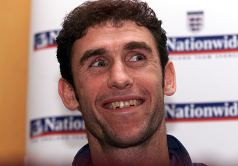 MARTIN KEOWN SPEAKS ON ARRIVAL IN HELSINKI AHEAD OF WORLD CUP QUALIFIER AGAINST FINLAND.