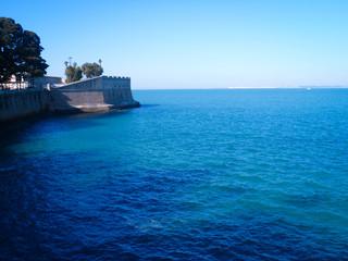 Mirador del océano