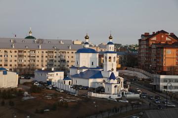 Pyatnitskaya Church in Kazan, Russia
