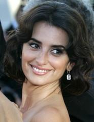 Spanish actress Penelope Cruz arrives for the screening for Spanish director [Pedro Almodovar's] in-..