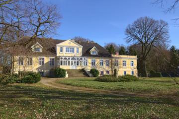 Magnificient manor house with garden in Dambeck, Mecklenburg-Vorpommern, Germany