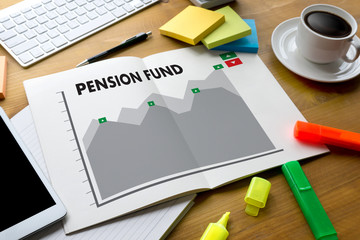 PENSION FUND Retirement Savings Senior Investment