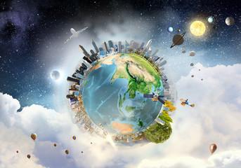 Our unique world
