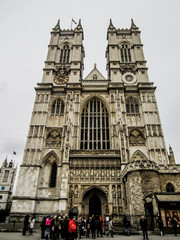 Westminster Abbey (The Collegiate Church of St Peter at Westminster), London, UK
