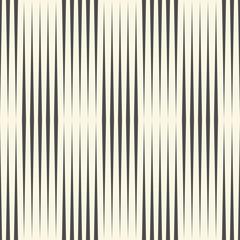 Seamless Vertical Stripe Pattern. Black and White Minimal Wallpaper