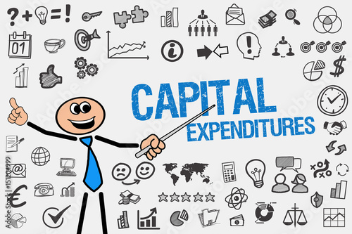 Image result for Capital Expenditures