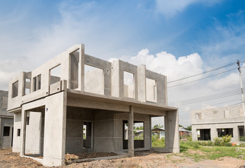 Prefabricated Building.