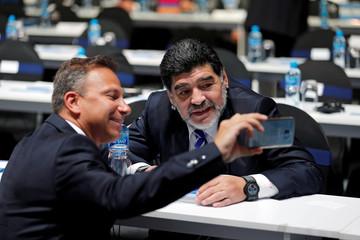 Soccer - 67th FIFA Congress - Bahrain
