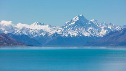 Lake Manapouri in Neuseeland (New Zealand)