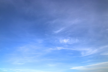 blue sky and clouds background,feel good.
