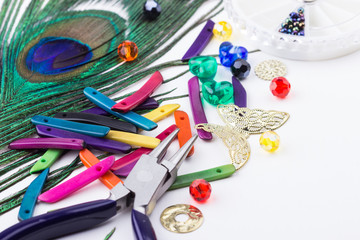 Jewelry making and beading components