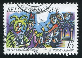 Royal Moncrabeau Folk Group
