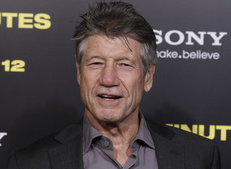 """Actor Fred Ward poses at the premiere of his new film at the premiere of the new film """"30 Minutes Or Less"""" in Hollywood"""