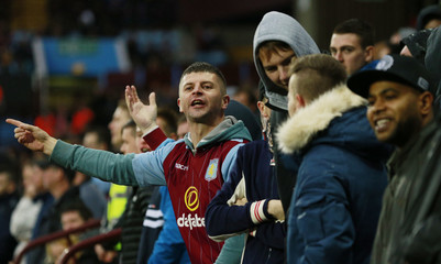 Aston Villa v Manchester City - Barclays Premier League