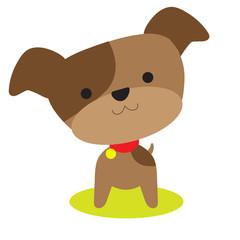 Little Brown Pup