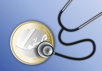 euro - monnaie - Europe - économie - diagnostic -finance - union européenne - bourse