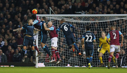 West Ham United v Manchester City - Barclays Premier League