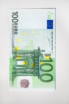 billet de 100 euro