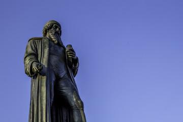 Denkmal des Erfinders Johannes Gutenberg in Mainz