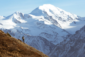 Mountain Perspective: Hiking in Kluane National Park